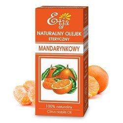 Naturalny olejek eteryczny mandarynkowy odpręża