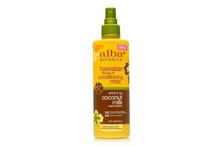 Hawajska mgiełka do włosów - Kokosowe Mleczko
