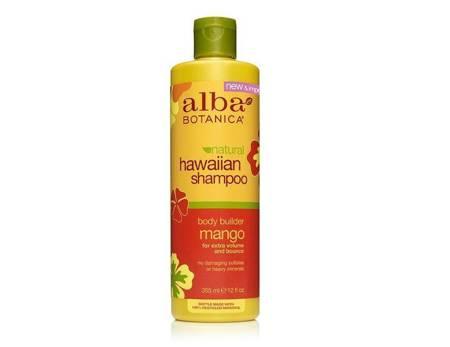Hawajski szampon - Puszyste Mango