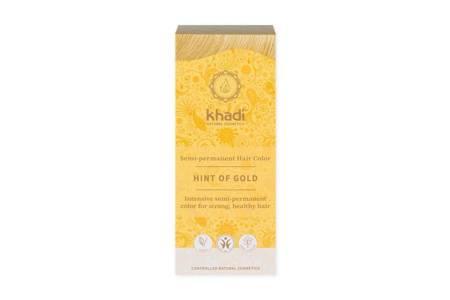 Henna Khadi Złoty Blond