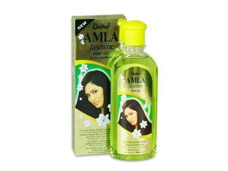 Jaśminowy olejek do włosów Amla