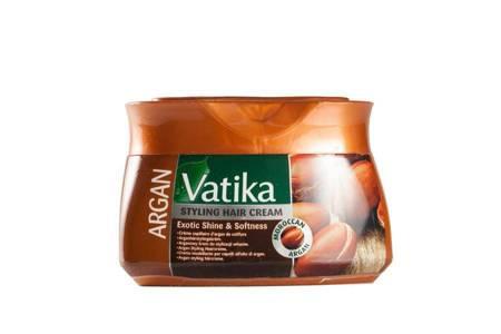 Krem Vatika do stylizacji włosów z olejem arganowym 140 ml