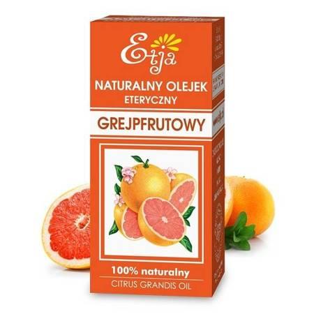 Naturalny olejek eteryczny: GREJPFRUTOWY