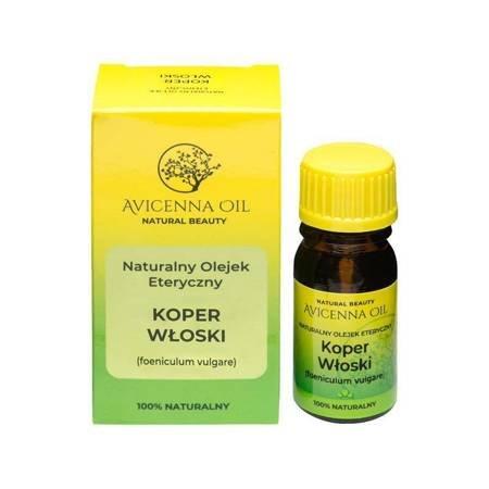 Naturalny olejek eteryczny: z KOPRU WŁOSKIEGO