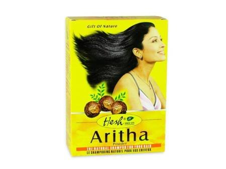 Naturalny szampon w pudrze Aritha