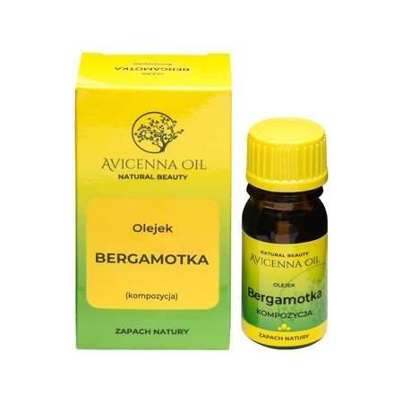 Olejek zapachowy: BERGAMOTOWY