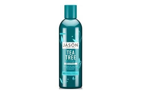 Organiczny szampon z drzewkiem herbacianym